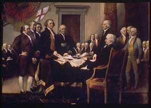 declaration signing