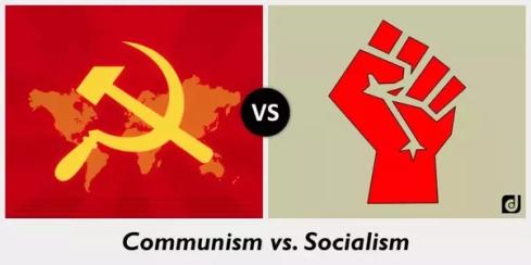 communism vs socialism